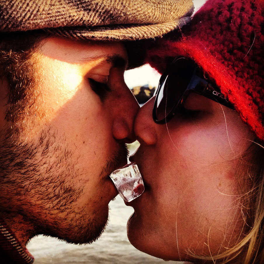 Ice Cold Kisses